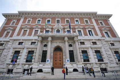 La sede di Bankitalia.