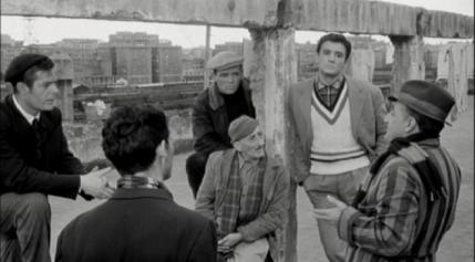 """Gli Italiani dal Film """"I soliti ignoti"""" di Mario Monicelli"""